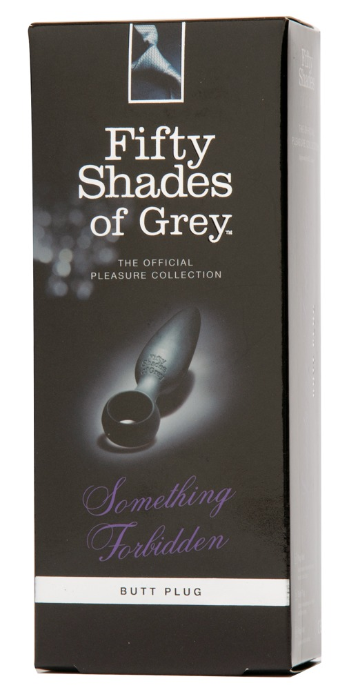 05050050000_verp__1546523973_111 BlackLevel | Fifty Shades of Grey: Something Forbidden - Butt Plug