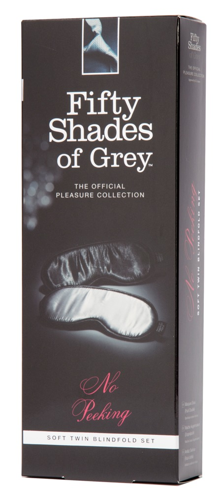 05050560000_verp__1546524651_901 Black Level | Fifty Shades of Grey: No Peeking Soft Twin Blindfold Set Silver