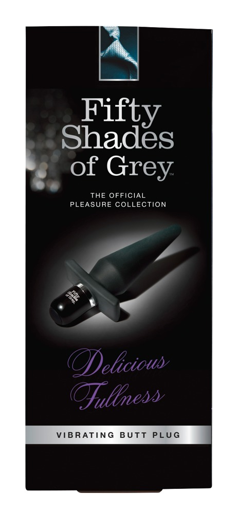 BlackLevel | Fifty Shades of Grey: Delicious Fullness